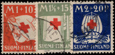 Finland 1930 Red Cross fine used.
