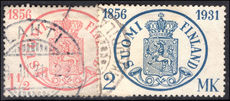 Finland 1931 Stamp Anniversary fine used.