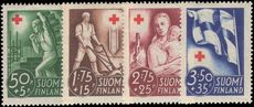 Finland 1941 Red Cross Fund unmounted mint.