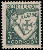 Portugal 1931-38 30c unmounted mint.