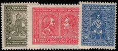 Yugoslavia 1929 Croatian Kingdom unmounted mint.