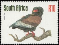 South Africa 1997-2000 10r Bateleur unmounted mint.