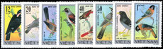Vietnam 1978 Songbirds unmounted mint.