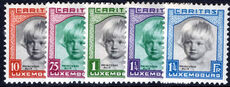 Luxembourg 1931 Child Welfare set lightly mounted mint.