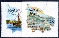 Norfolk Island 1975 Second Settlement fine used.