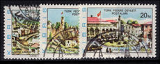 Turkish Cyprus 1976 New Designs fine used.