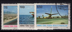 Turkish Cyprus 1978 Communications fine used.