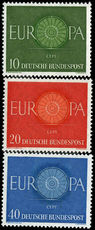 West Germany 1960 Europa unmounted mint.