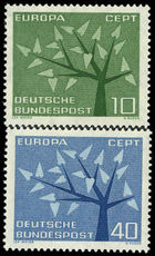 West Germany 1962 Europa unmounted mint.
