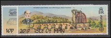 Isle Of Man 1983 Europa unmounted mint.