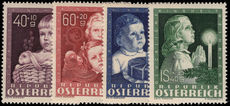 Austria 1949 Child Welfare unmounted mint.
