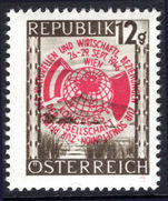 Austria 1946 Relations with Soviet Union unmounted mint.