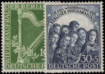 Berlin 1950 Berlin Philharmonic Orchestra unmounted mint