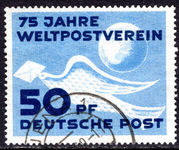 East Germany 1949 UPU fine used.