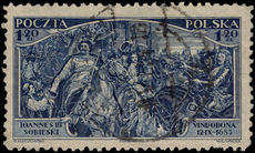 Poland 1933 Relief of Vienna fine used.