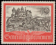 Poland 1941 Cracow unmounted mint.