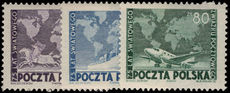 Poland 1949 UPU unmounted mint.
