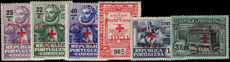 Portugal 1931 Red Cross unmounted mint.