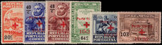 Portugal 1932 Red Cross unmounted mint.