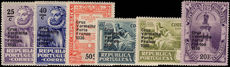 Portugal 1936 Red Cross Porte Franco unmounted mint.