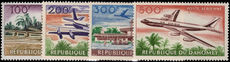 Dahomey 1963 Air high value set umounted mint.