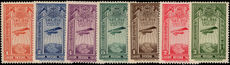 Ethiopia 1931 Air set unmounted mint.
