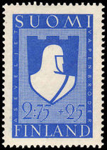 Finland 1941 Brothers in Arms unmounted mint.