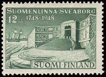Finland 1948 Bicentenary of Suomenlinna (Sveaborg) unmounted mint.