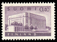 Finland 1963-75 40p Houses of Parliament unmounted mint.