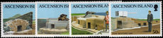 Ascension 2000 Forts unmounted mint.