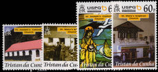 Tristan da Cunha 2001 First US Missionary unmounted mint.