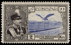 Iran 1930 2kr Air unmounted mint.