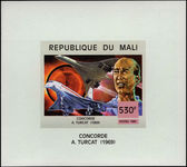 Mali 1997 Concorde proof unmounted mint.