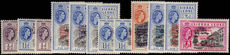 Sierra Leone 1963 Second Anniv of Independence set to 11s on 10s unmounted mint.