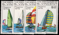 St Vincent Grenadines 1979 National Regatta unmounted mint.