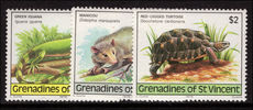 St Vincent Grenadines 1979 Wildlife unmounted mint.