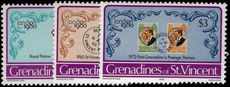 St Vincent Grenadines 1980 London 80 unmounted mint.