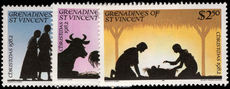 St Vincent Grenadines 1982 Christmas unmounted mint.