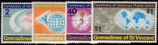 St Vincent Grenadines 1974 UPU unmounted mint.