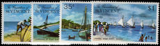 St Vincent Grenadines 1974 Bequia Island 1st series unmounted mint.