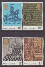 1976 500th Anniv of British Printing unmounted mint.