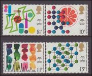 1977 Centenary of Royal Insitute of Chemistry unmounted mint.