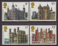 1978 British Architecture. Historic Buildings unmounted mint.