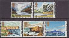 1981 50th Anniv of National Trust for Scotland. British Landscapes unmounted mint.