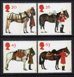 1997 All the Queens Horses unmounted mint.