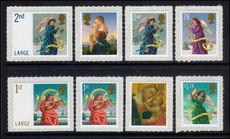 2007 Christmas (Angels) unmounted mint.