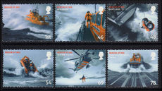 2008 Rescue at Sea unmounted mint.