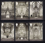 2008 Cathedrals unmounted mint.