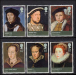 2009 House of Tudor unmounted mint.