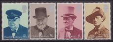 1974 Birth Centenary of Sir Winston Churchill unmounted mint.